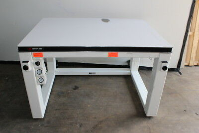 4260  Kinetic Systems 120943-07-0821 Vibraplane Isolation Table