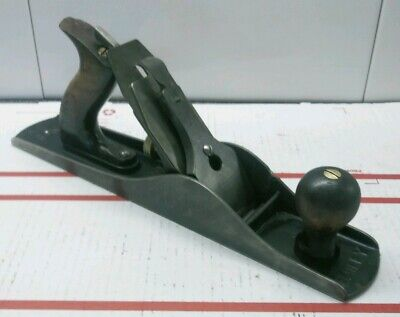 Old Stanley Bailey No. 5 Smooth Bottom Jack Plane  -FOR PARTS-