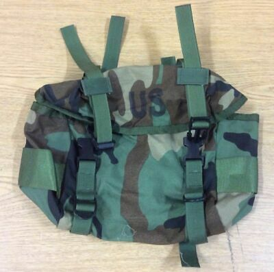 New Us Army Field Training Waist Utility Butt Pack Alice Woodland Camouflage Bag