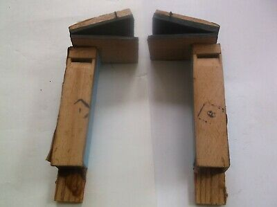 A Pair Of Bellows From An Old Majak/Mayjak Ussr Cuckoo Clock