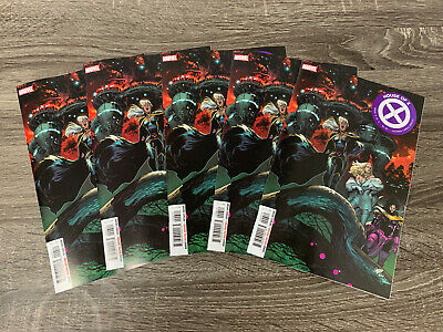 MARVEL HOUSE OF X #6 : REGULAR COVER : x5 COPIES