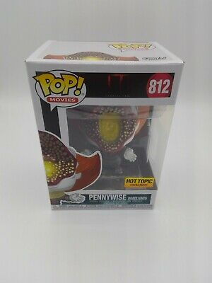 Funko Pop! IT Chapter Two Pennywise Deadlights #812 Hot Topic Exclusive