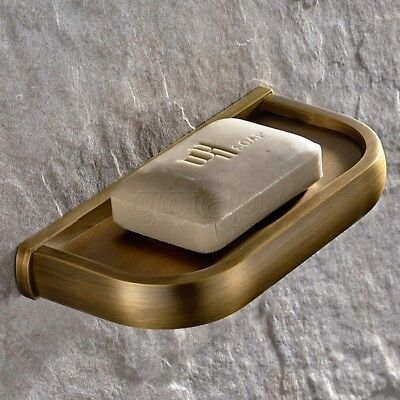 Antique Brass Wall Mounted Soap Dish/Soap Dish Holder Bathroom Accessories