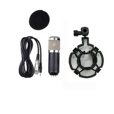 BM-800 Professional Broadcasting Studio Recording Condenser Mic Equipment Set