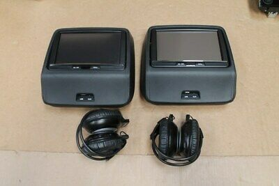 Porsche Panamera 970 Tequipment DVD Player Entertaiment Rear 97064599100