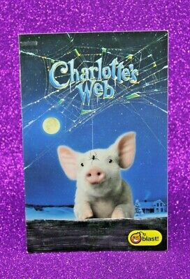 Instruction Booklet/Manual Only For Charlotte's Web Ps2 (No Game) ❄️ Oz Seller
