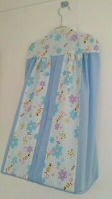 Gorgeous baby nappy stacker perfect for your babys room next day post  NEW
