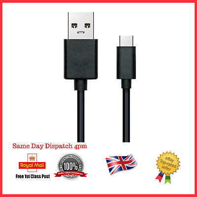 For Samsung Galaxy S8 / S9+ Plus Type C USB-C Sync Charger Charging Cable Lead