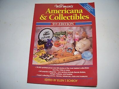1999 Warman's Americana & Collectible 9Th Edition