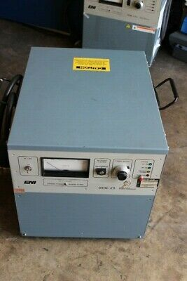 4980  ENI OEM-25-01M5 Solid State Power Supply