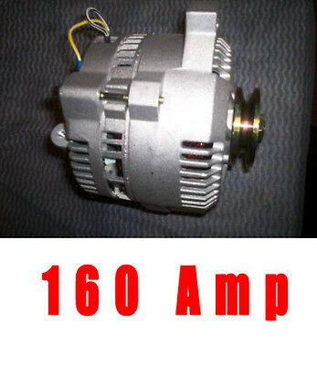 FORD MUSTANG Granada ALTERNATOR Generator ONE WIRE 3G Small Body HIGH AMP Pickup