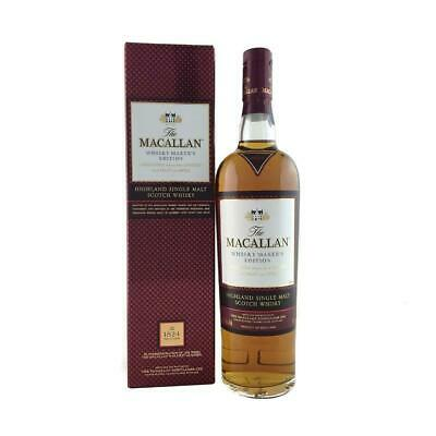 The Macallan 1824 Collection Whisky Maker's Edition Single Malt Scotch Whisky