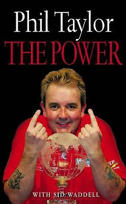 The Power: My Autobiography by Phil Taylor (English) Paperback Book Free Shippin