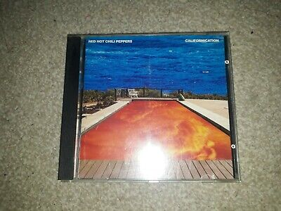 Red Hot Chili Peppers - Californication Cd (1999)