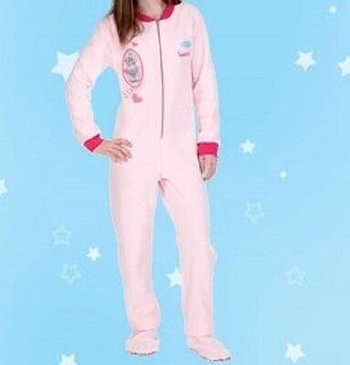 Girls Pink Fleece  All In One From Me To You Tatty Bear Age 3-4 Years Bnwt
