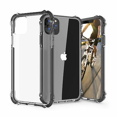for Apple iPhone 11 Pro Max caseClear Hybrid Drop Protection Phone case Shockpro