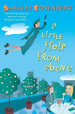 A Little Help from Above by Saralee H. Rosenberg (English) Paperback Book Free S
