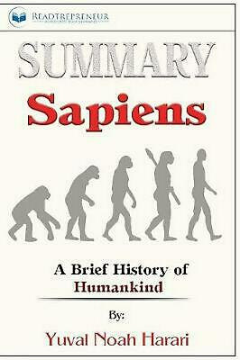 Summary of Sapiens: A Brief History of Humankind by Yuval Noah Harari by Readtre