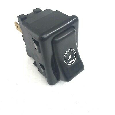 1972-1976 MGB LIGHT SWITCH ROCKER TYPE MG MIDGET 1972-1979 BHA5111