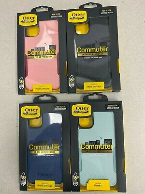 "Apple iPhone 11 (6.1"" 2019) NEW OtterBox Commuter Series Dual Layer Case - OEM"