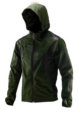 Leatt DBX 4.0 All-Mountain Bicycle Jacket Forest