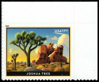 USA Sc. 5347 $7.35 Joshua Tree 2019 MNH