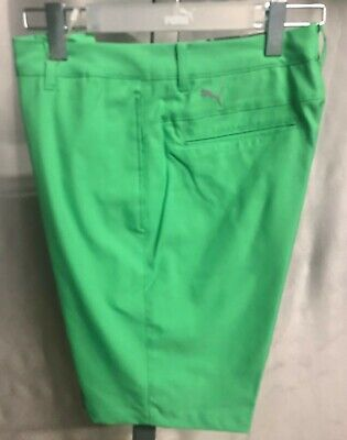 Puma Golf Jackpot Mens Shorts - Irish Green - New with Tags - 2019 Style