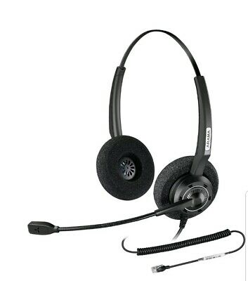 Arama Corded Telephone Headset with Pro