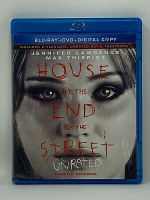 House at the End of the Street (2012) Blu-Ray Buy 5 Get 1 Free! Pay $3 Ship Once