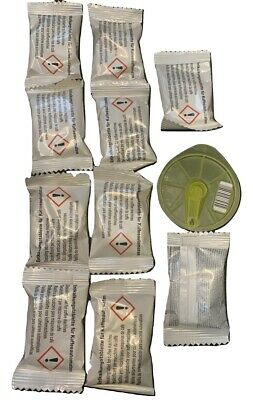 10 X DESCALING DESCALER TABLETS FOR TASSIMO   T-DISC COFFEE MACHINES Free T-DISK