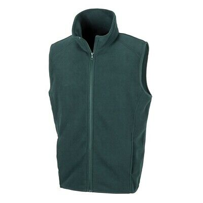 Result Microfleece Gilet Forest Green L
