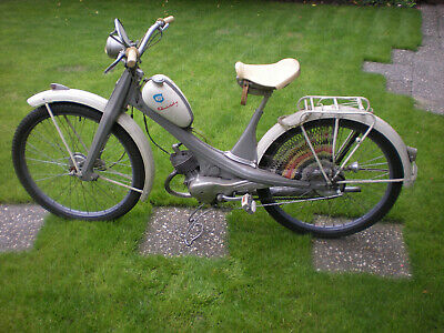 """NSU QUICKLY 1956   """"26"""", Oldtimer Moped"""