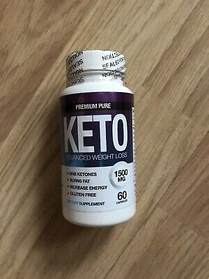 Premium Pure Keto Advanced Weight Loss 60 Capsules