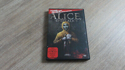 Alice, Sweet Alice Horror Extreme Collection FSK 18 Sonderversand