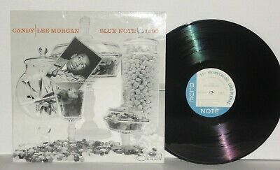 LEE MORGAN Candy LP Vinyl Mono Reissue Blue Note BLP1590 Hard Bop PLAYS WELL