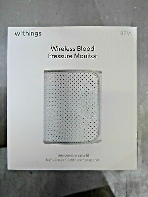 Withings Nokia Wireless Blood Pressure Monitor
