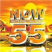 Now That's What I Call Music! 55: 2CD | 2003. New & Sealed. (Next Day Delivery).