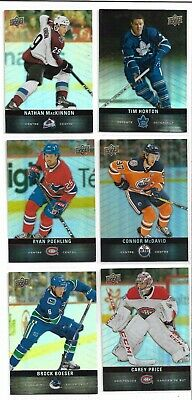 2019-20 Tim Hortons Upper Deck Base Cards U-Pick {1-120} FREE COMB S/H
