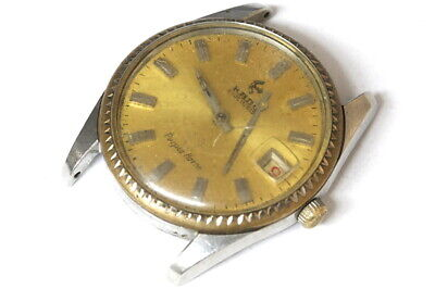 Rado purple horse 21 jewels AS 1901 Swiss watch for parts - 133105
