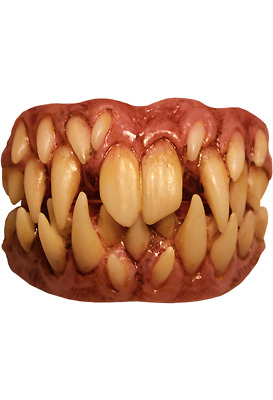 Trick or Treat IT Pennywise Fangs Teeth Halloween Costume Accessory CGWB100