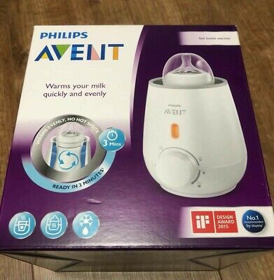 NEW PHILIPS AVENT Bottle WarmerQuickly and Evenly New
