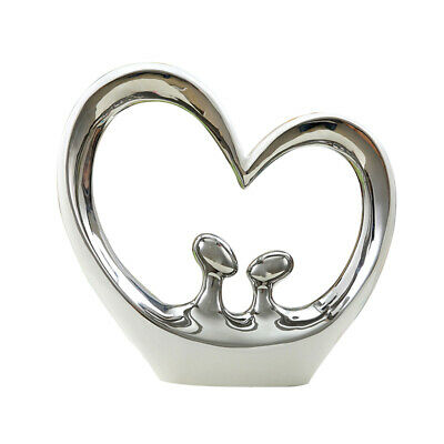 Bond of Marriage Wedding Ring Statue Sculpture Anniversary Gift