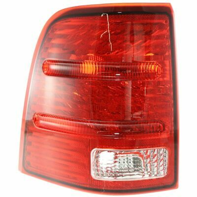 Partslink FO2800159 OE Replacement Tail Light FORD EXPLORER EDDIE BAUER 2002-2005