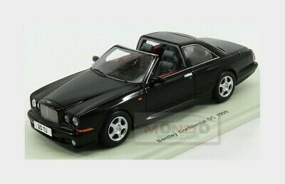 Bentley Continental Convertible 1984 rot S3824 Spark 1:43