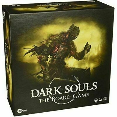 Dark Souls: The Board Game -  Steamforged Games