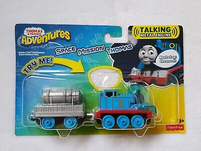 Fisher Price DXT44 Thomas And Friends Adventures Talking Thomas Space Mission