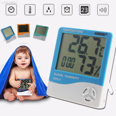 734E Metal Thermometer Hygrometer Instrument Household Hanging Humidity Meter