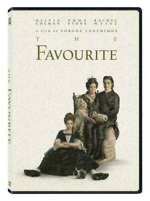 The Favourite (DVD 2019) NEW Factory Sealed USA SELLER