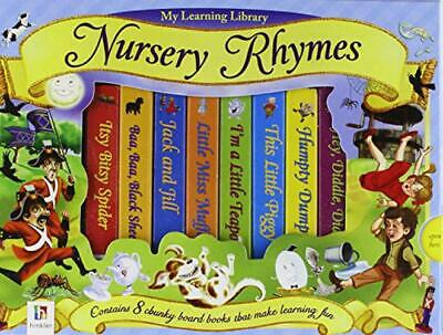 Nursery Rhymes (Learning Library) by Hinkler Books PTY Ltd, Board book Used Book