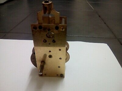 Vintage clock part movement for 400 day clock spares repairs